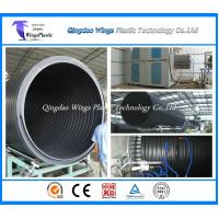 China HDPE Large Diameter Winding Pipe Production Line / Manufacturing Machine wholesale