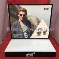 Custom Sunglass Counter Display Acrylic Advertising Countertop Display Stand Manufactures