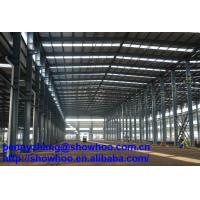 Buy cheap Prefabricated steel structural construction from wholesalers