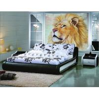 DW-005 Animal Series Custom Size Interior Decoration Wallpapers For Living Room, Bedroom