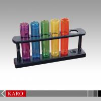 China plastic test tube racks Manufactures