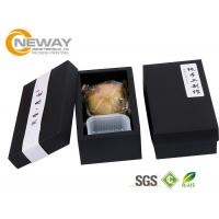 China Enviromental Friendly Special Luxury Paper 	Custom Gift Boxes CMYK / Cookie Paper Box wholesale