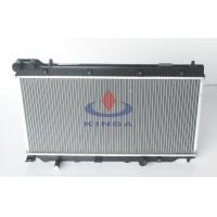 Quality Auto / Car Aluminum Replacement Radiator For Honda FIT GD1 OEM 19010-RMN-W01 for sale