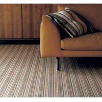 pvc cushion mat with stripes material on top Manufactures