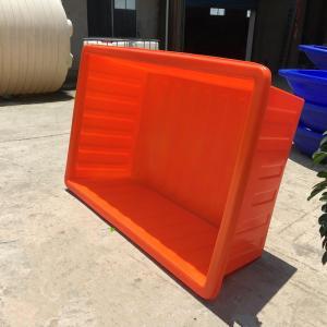 Buy cheap 1000L PE big plastic live fish transport tanks from wholesalers