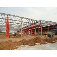 Structural Steel Frames For Commercial Steel Buildings And Warehouse Projects Manufactures