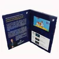China Personal / company promotional Video Business Card Digital greeting card on sale