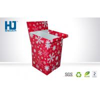 China Especially For Christmas Cartoon Dump Bins,Put The Christmas Gift, Can Be Ordered In Advance on sale