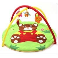 Panda Soft Cotton Baby Play Gyms , Playmat And Gym For Babies Manufactures