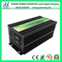 China Home Used 2500W Inverters Power Converter with Digital Display (QW-M2500) on sale