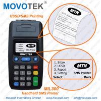 Movotek MPESA Mobile Money POS Machine with GPRS & USSD & SMS Printer Manufactures