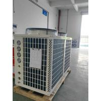Eenrgy effcient Electric Air Source Heat Pump 72KW Top blowing Copeland compressor