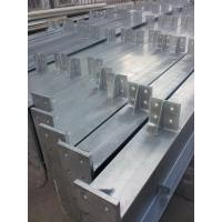 China Hot - dip Galvanized Warehouse Steel Structure Prefabricated ISO9001 on sale