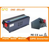 OEM Power Inverter Full Sine Wave DC To AC Inverter 220V 230V 240V With Transfer Switch Manufactures