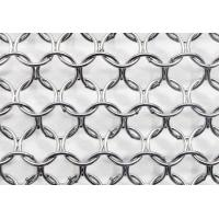 Ring mesh for room dividers/partition. Manufactures