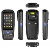 Rugged RFID portable handheld android barcode scanner pda with CE certificate Manufactures