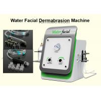 Spa Facial Cleaning Diamond Hydro Microdermabrasion Machine For Skin Care Manufactures