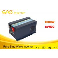 from USA IR brand MOSFET solar inverter 1000w 110v UPS solar inverter ONE inverter Manufactures