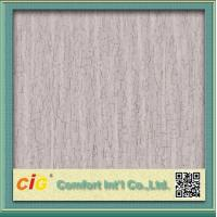 China Waterproof Washable Decorative Wallpapers / Paper Back With PVC Covering on sale