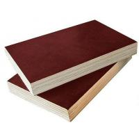 China hot sale black film faced plywood prices shuttering plywood with good price Manufactures