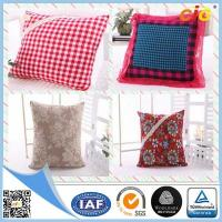 China Polyster And Cotton Decorative Cushion Covers / Sofa Cushion Covers for Household or Hotel wholesale
