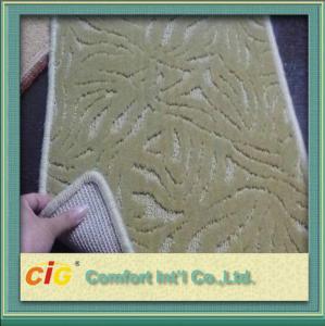 Polypropylene Puncture Non Woven Carpet Fabric for Automotive Decoration Manufactures