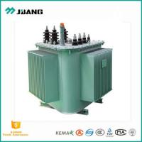 China 80kva 630kva 1600kva Three-Phase 50Hz S11 S13-M·RL Stereoscopic Wound Core Oil Immersed Power Distribution Transformer on sale