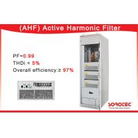 China 35A/50A/60A 400V/690V Electrical Harmonic Filter APF with Touch Screen Module Display Interface wholesale