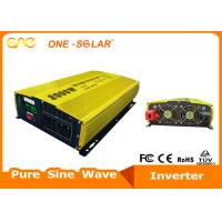 High Frequency Pure Sine Wave DC To AC Inverter 220v - 240v 2000w 3000w Portable Manufactures