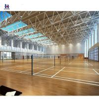 China Q235 Q345 Good supplier good quality steel structure sprots hall on sale
