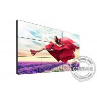 Narrow bezel create HD video wall advertising digital signage HDMI controller Manufactures
