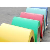 China Cold Rolled Prepainted Galvalume Steel Coil Balcony SGS Approved on sale