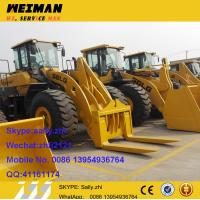 brand new loader heavy equipment LG918 with pallet forks, front loader equipment with loader attachment tools for sale Manufactures