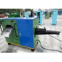 China Scrap Steel Nail Making Machine Wire Diameter 0.9 - 1.6mm Low Noise Z94-1C on sale