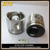 cummins 8.3 engine parts Japaneese tractors engine parts cylinder piston for 6CT8.3 3802398,3923164,3802397,3923163 Manufactures