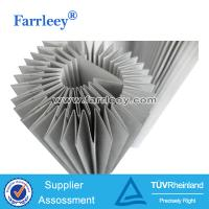 China HL/AL240 Guangzhou farrleey pleated filter media on sale