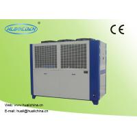 China Air Cooled Packaged Type Air Cooled Chilled Water System 65.1 - 116.0 M³/H Plate Corlor Chiller wholesale
