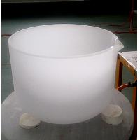 Top Selling Customized Clear Quartz Crucibles with High Quality Manufactures