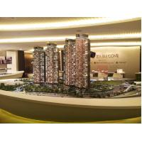 YingHai (DoubleCove) Residential Block-architectural-scale-models Manufactures