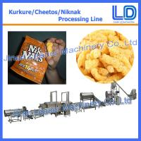 easy operation extruder making chips cheetos of kurkure machine Manufactures