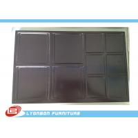 Shop Chocolate engraved Wood Display Accessory For MDF Display Stand Manufactures