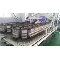 double wall corrugated pipe extrusion line DWC HDPE/PVC double wall corrugated pipe extrusion line Manufactures