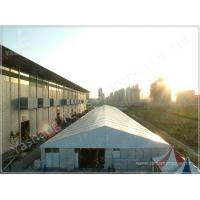 Glass Doors Aluminum Structure Tent Marquee Big Marquee Hire 40x100 M 4000 Sqm Manufactures