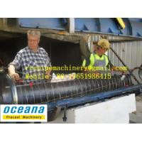 Australia Standards Wet Spinning Pipe machine for Concrete pipes Manufactures