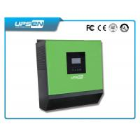 Wall Mounted Solar Power Inverter Inuilt Mppt Controller And AC Charger Manufactures