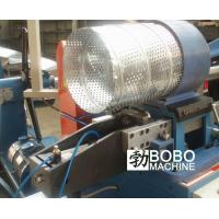 Perforated filter core forming machine Manufactures