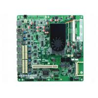6 LAN Firewall router Motherboard Support SSD / USB WIFI for Network Security firewall