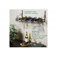 China Functional Wall Mounted Wine Rack on sale