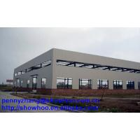 Buy cheap Steel Structure Warehouse/Workshop/Building from wholesalers