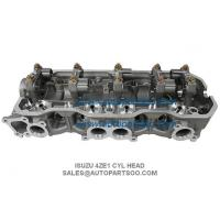 Buy cheap ISUZU 4ZE1 Cylinder Head Tapa De Cilindro del ISUZU Culata 8-97111-155-0 from wholesalers